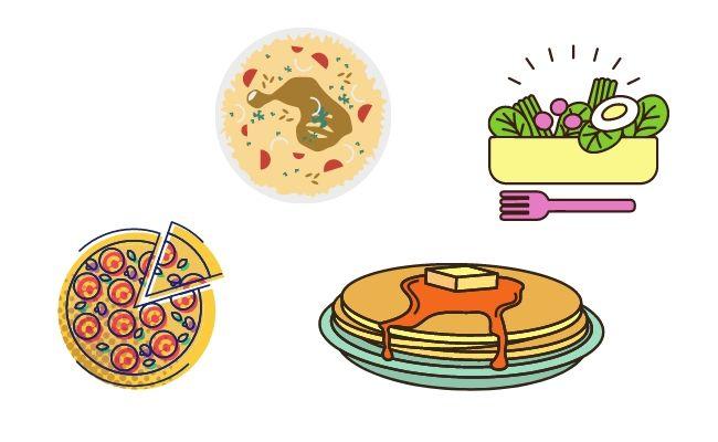 Keto dijeta - primjer jelovnika